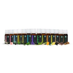 100% Pure Set of 14 Essential Oils